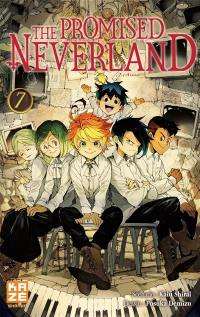 The promised neverland. Volume 7,