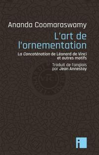 L'art de l'ornementation