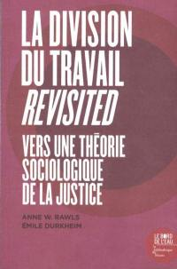 La division du travail revisited
