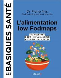 L'alimentation low Fodmaps