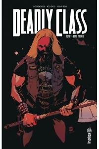 Deadly class. Volume 9, Bone machine