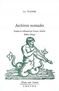 Archives nomades