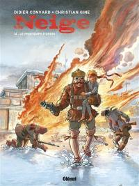 Neige. Volume 14, Le printemps d'Orion
