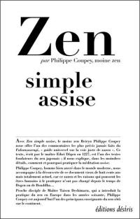 Zen, simple assise