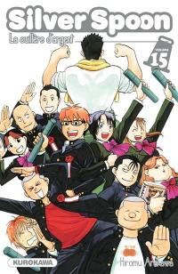 Silver spoon. Volume 15,