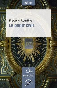 Le droit civil
