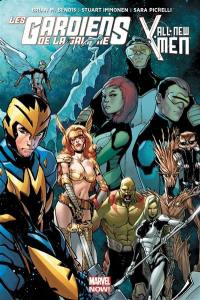 Les gardiens de la galaxie vs All-new X-Men, Le procès de Jean Grey