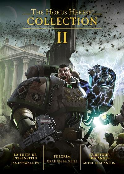 The Horus heresy collection. Volume 2,