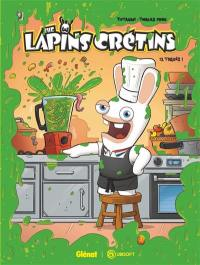 The lapins crétins. Volume 13, Toqués !