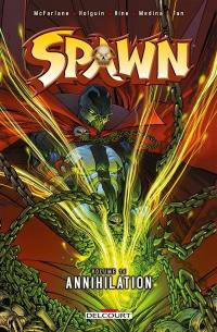 Spawn. Volume 14, Annihilation