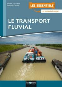Le transport fluvial
