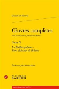 Oeuvres complètes. Volume 10,