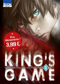 King's game. Volume 1,