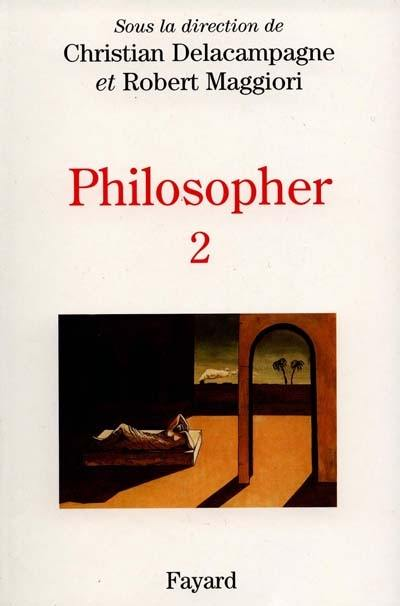 Philosopher. Volume 2,