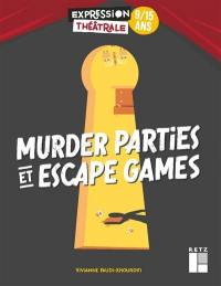 Murders parties et escape games