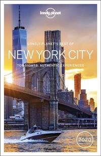 Lonely planet's best of New York City