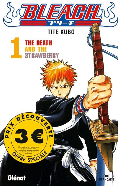 Bleach. Volume 1, The death and the strawberry
