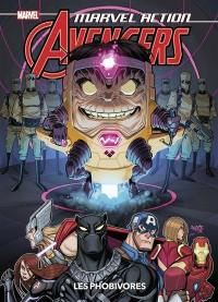 Marvel action Avengers. Volume 3,