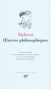 Oeuvres philosophiques