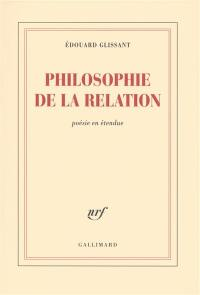 Philosophie de la relation