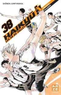 Haikyu !!. Volume 38,