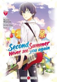 Second summer, never see you again. Volume 2,