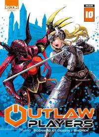 Outlaw players. Volume 10,