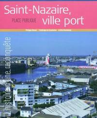 Saint-Nazaire, ville port