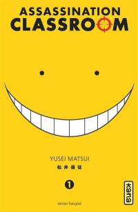 Assassination classroom. Volume 1,