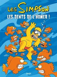 Les Simpson. Volume 42, Les dents de l'Homer !