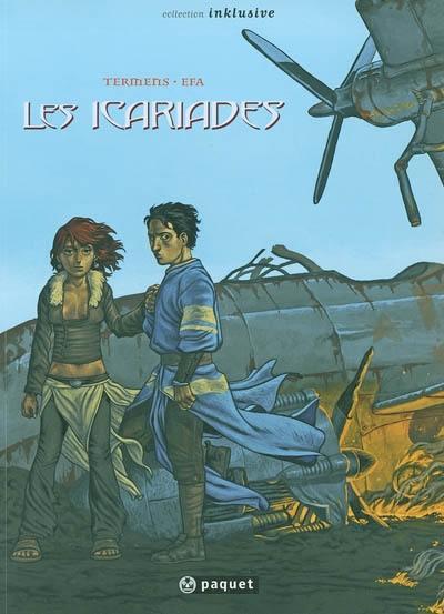 Les Icariades Tome 3 - Termens, Efa