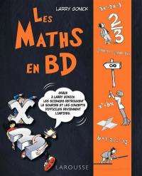 Les maths en BD,