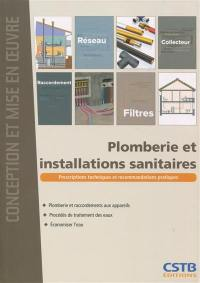 Plomberie et installations sanitaires