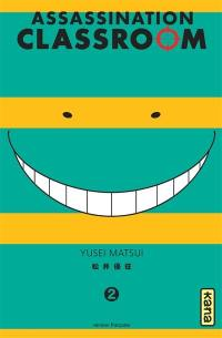 Assassination classroom. Volume 2,