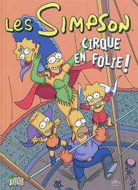 Les Simpson. Volume 11, Cirque en folie !