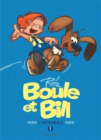 Boule et Bill. Volume 1,