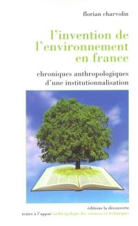 L'invention de l'environnement en France
