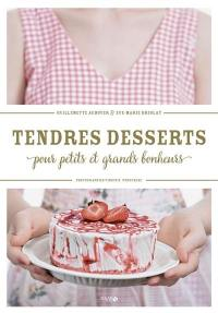 Tendres desserts