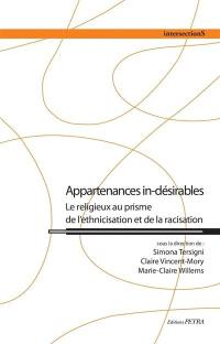 Appartenances in-désirables