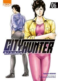 City Hunter rebirth. Volume 6,