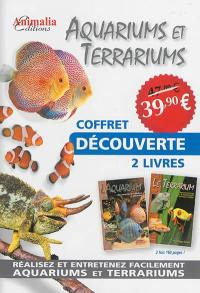 Aquariums et terrariums