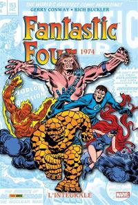 Fantastic Four. Volume 13, 1974