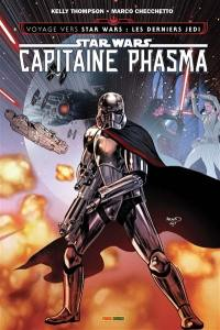 Voyage vers Star Wars, Capitaine Phasma