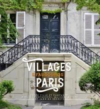 Villages & faubourgs de Paris
