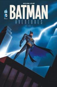 Batman aventures. Volume 1,