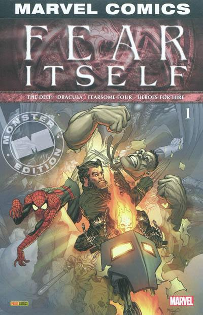 Fear itself. Volume 1,