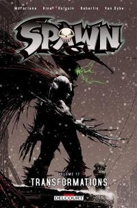 Spawn. Volume 17, Transformations