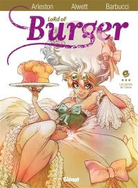 Lord of burger. Volume 04, Les secrets de l'aïeule
