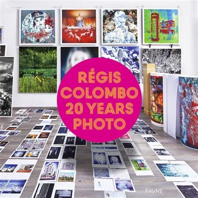 Régis Colombo, 20 years photo