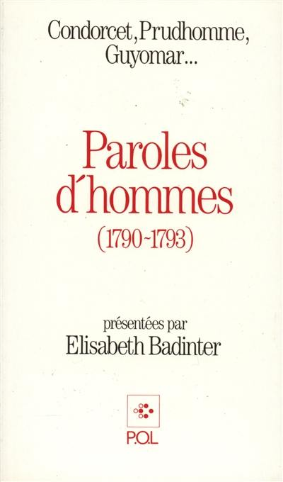 Paroles d'hommes